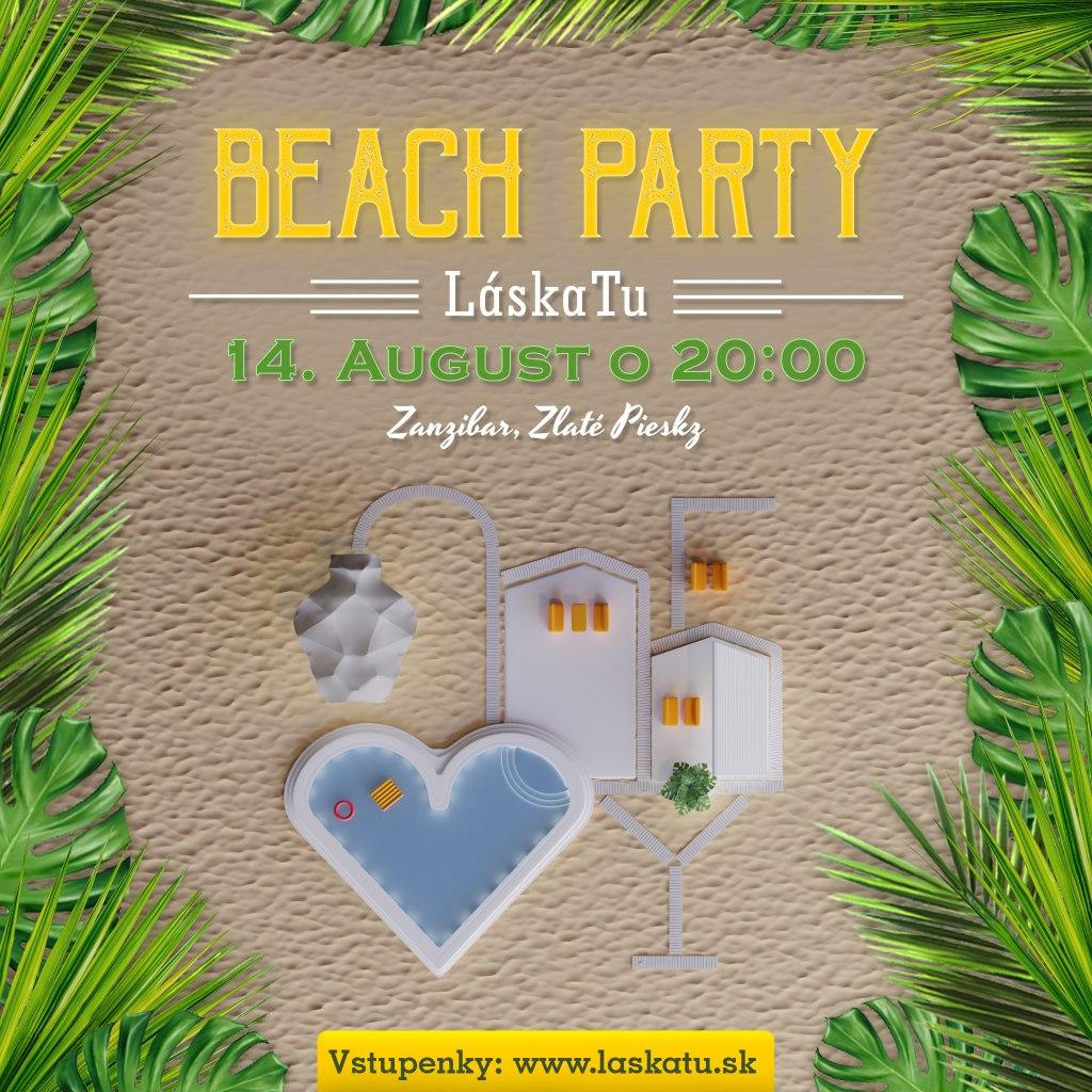 Beach Párty LáskaTu